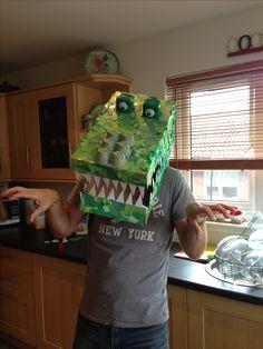 Roald Dahl Enormous Crocodile