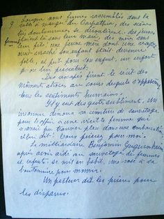 Titanic letters from the longest living French survivor