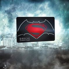 """February 26 2016: See """"Batman v Superman"""" Every Day with Regal's Ultim..."""