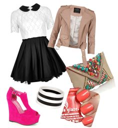 """""""Saturday night out."""" by monikakalicki ❤ liked on Polyvore"""