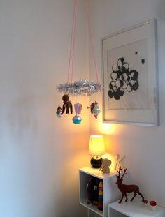 More DeliSious: Sparsomt julepynt i pilfinger-hjem