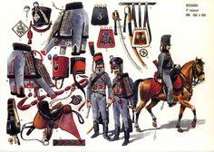 Ussari del 3 rgt. ussari