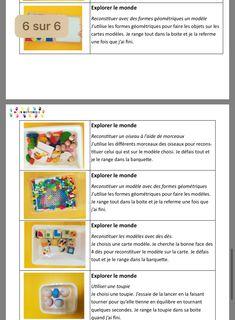 Content, Atelier, Dimensional Shapes, Cards