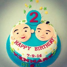 Birthday cake for a senior reporter Cakes Pinterest ...