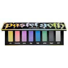 Shop Kat Von D's Pastel Goth Eyeshadow Palette at Sephora. This all-new eye shadow palette features eight matte pastel shades in Kat's signature formula.