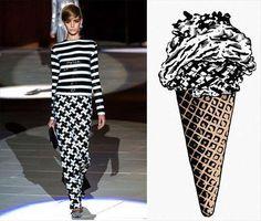 fashion ice cream - Cerca con Google