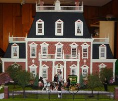 My Small Obsession - Dollhouse of the Month