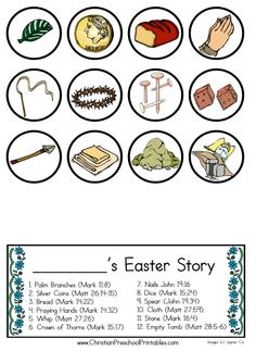 Resurrection Eggs for Easter! Do It Yourself Versions to Tell the Easter Story! - Freebies2Deals