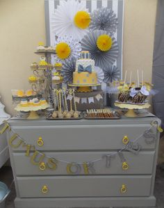 This Ties or Tutus Gender Reveal Party is an amazing party if you are looking for a gender reveal idea. Great color scheme, food and display ideas.