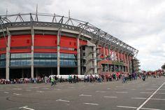 voetbal stadion fc twente