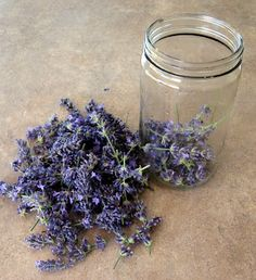 How to make Lavender extract