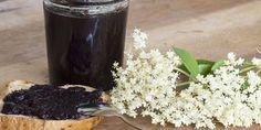 Marmeláda z černého bezu Syrup