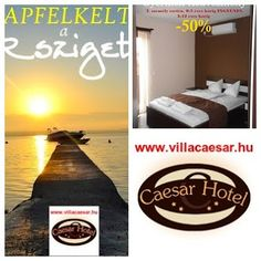 Fotó itt: Villa Caesar - www.villacaesar.hu - Google Fotók