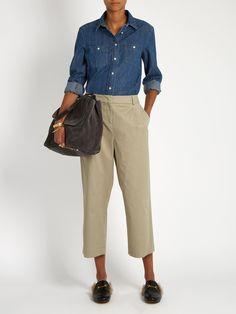 Cinese trousers   Weekend Max Mara   MATCHESFASHION.COM UK
