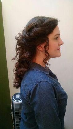 Fairytale wedding hair 3