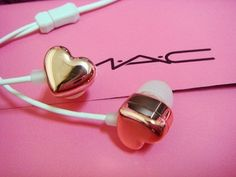 cutest ear buds ever..