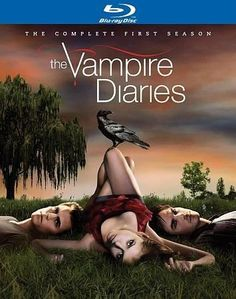 Warner The Vampire Diaries: The Complete First Season