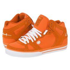 My favorite shoes. EVER.    Circa 99 Vulc Skate Shoes Orange -