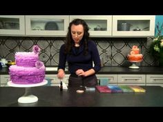 How To Correct Your Fondant Painting Mistakes