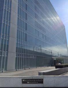 今日は京都で仕事です 株式会社ワコールホールディングス 本社ビル 眩いほど光輝いています  京都市南区吉祥院中島町  #wacoal #ワコール #通販 #ネット通販 tags[京都府]