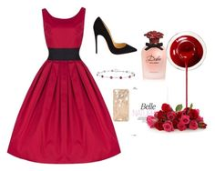 """""""Untitled #249"""" by andel23 ❤ liked on Polyvore featuring Christian Louboutin and Dolce&Gabbana"""
