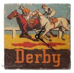 vintage horse race illustration - Google Search