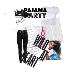 """""""Liza koshy"""" by reemnagi45512 ❤ liked on Polyvore featuring RE/DONE, NIKE, Oris and Rika"""