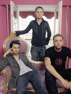 MUSE : MUSE Photo Session_ ABSOLUTION