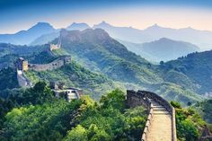 Asia | China | The Great Wall of China