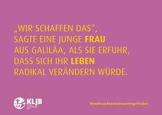 Eine tolle Postkartenserie des #KLJB-Landesverbandes Bayern!! #weihnachtenistneuewegefinden