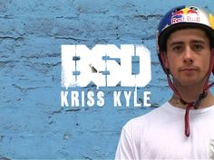 BSD - Kriss Kyle at home Home Board, Bmx, Red Bull, It Cast, The Unit, Action, Group Action, Bicycles