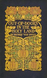 Book Scribbles: The Art Nouveau Books of Henry van Dyke