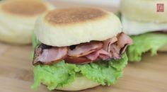 Quente ou frio, a receita de pão de frigideira do canal Made in Jpn pode ser recheado com o que você quiser.