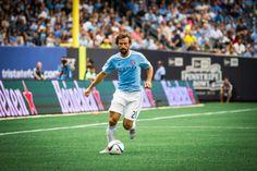 Pirlo Debuts, Villa Scores To Lead NYCFC