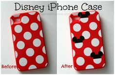 The Potters Place: Disney iPhone Phone Case