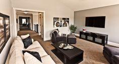 The Georgia bonus room by Marcson Homes - our dream floorplan