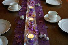 Tischdekoration Weihnachten 21 - Tischdeko Weihnachten