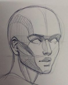 "595 Likes, 4 Comments - Chuah Shih Shin (@sscindyss_art) on Instagram: ""Head form study."""