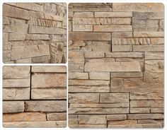 BuildDirect – Premium Manufactured Stone - Reno Ready Stack – Afternoon