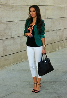 Zara  Jeans, Zara  Tacones / Plataformas and Mango  Bags