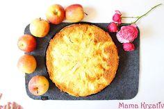 saftiger Apfelkuchen mit Schmandguss rezept