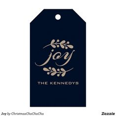 Joy Pack Of Gift Tags