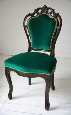 Risultati immagini per green silk velvet for upholstery
