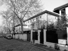 24. Octav Doicescu (1902-1981) Vila Doicescu, Strada Mircea Eliade 2 (1939) Case, Verona, Virginia, Outdoor Decor, Plants, Home Decor, Romania, Decoration Home, Room Decor