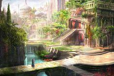 Palace Gardens...