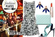 Fashion Plates: How To Totally Own A Jazzy Night On The Town #Refinery29
