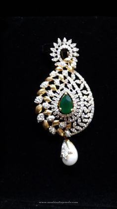 Designer Diamond Pendant Designs , Gold Diamond Pendant Collections, Gold Pendants with Diamonds.