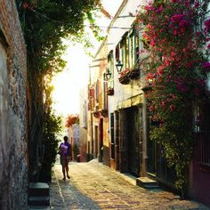 San Miguel, Mexico: Walking San Miguel's narrow cobblestone streets past shuttered windows, closed doors, and climbing bougainvillea, you have a sense of secrets waiting to be revealed.