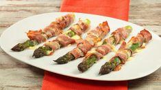 Ricetta Asparagi golosi: Gli asparagi golosi sono degni del nome che portano: una vera e propria bomba di gusto, tanto semplici quanto saporiti! Guardate il video, in pochi passi avrete un accompagnamento favoloso per i vostri secondi piatti!