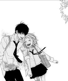 You may not notice it. I maybe embarass just. - Right in the KOKORO ~♥💔 Strobe Edge, Manga Love, Anime Love, Awesome Anime, Strobing, Ao Haru, Blue Springs Ride, Romantic Manga, Video Game Anime